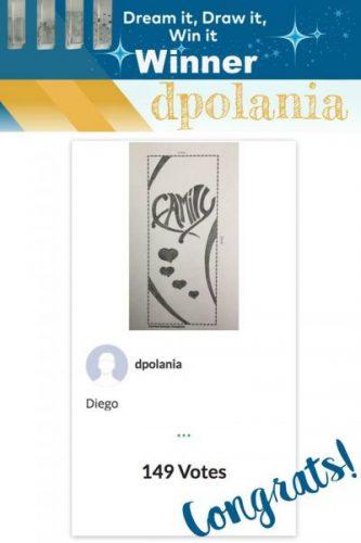 Congratulations to dpolania!